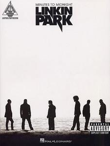 Hal Leonard Linkin Park Minutes To Midnigh