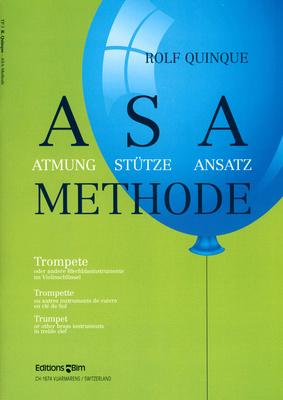Editions Bim Atmung Stütze Ansatz Metho(Tr)
