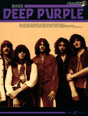 Alfred Music Publishing Deep Purple Bass Play-Along