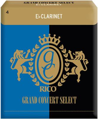 Rico Grand Concert Eb-Clarinet 4