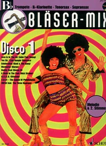 Schott Bläser-Mix Disco Vol.1 Bb