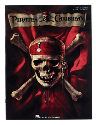 Hal Leonard Pirates Caribbean Guitar