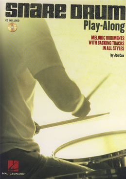 Hal Leonard Snare Drum Play-Along