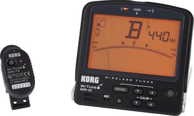 Korg WR-01 Wi-Tune