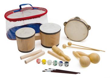 Goldon Paint Your Music Set 30050