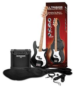 Behringer Bass Guitar Pack
