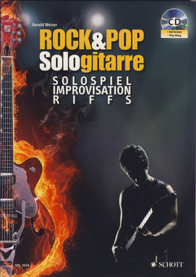 Schott Rock & Pop Sologitarre