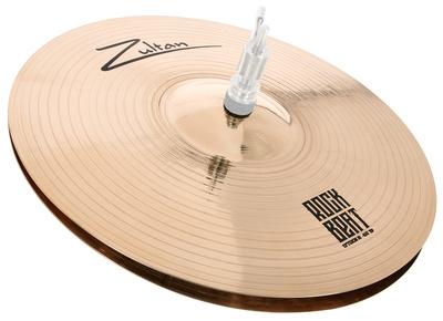 """Zultan 13"""" Rock Beat Hi-Hat Medium"""