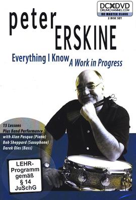 Alfred Music Publishing Peter Erskine Everything I