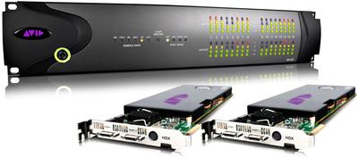 Avid Pro Tools HDX2 8x8x8 System
