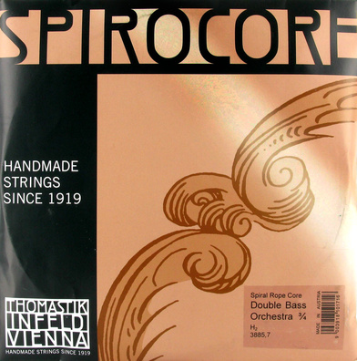 Thomastik Spirocore H Double Bass 3/4