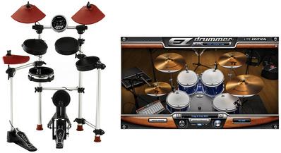 Millenium HD-100 Toontrack Drum Bundle