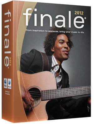 MakeMusic Finale 2012 German Edu