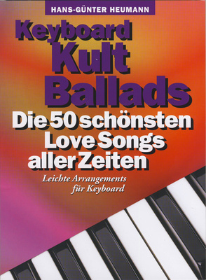 Bosworth Keyboard Kult Ballads