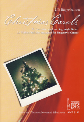 Acoustic Music Christmas Carols