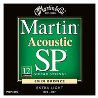 Martin Guitars MSP3600 Extra Light