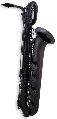 System 54 Baritone Sax Black Ice