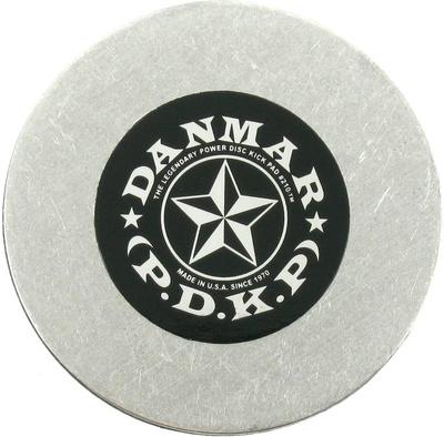 Danmar 210MKST Metal BD Singlepad