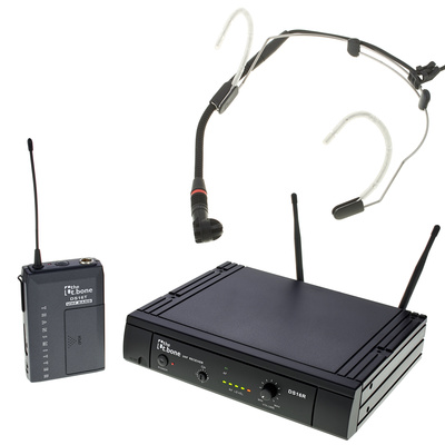 the t.bone TWS/AKG C555 600 MHz Set