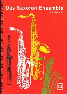 Leu Verlag Das Saxofon Ensemble