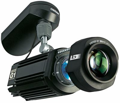 Osram kreios g1 black gobo projector - Proyector worten ...