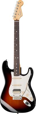 Fender AM STD HSS Strat Shaw RW 3TS