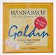 Hannabach Goldin Super Carbon Treble Set