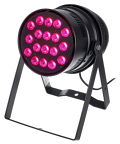 Stairville Led Par 64 18x3W 3in1 RGB Blac